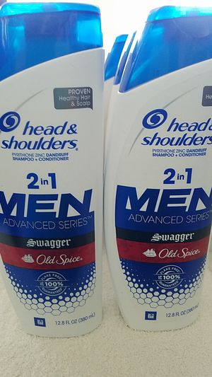 Head & shoulders 2in1 men swagger old spice for Sale in San Diego, CA
