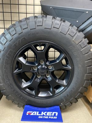 2018-2020 Jeep Wrangler MOAB Edition Wheels for Sale in Orlando, FL