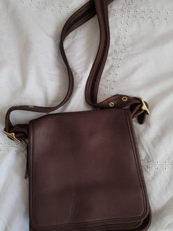 Genuine Leather Coach Bag Small for Sale in Newton,  NH