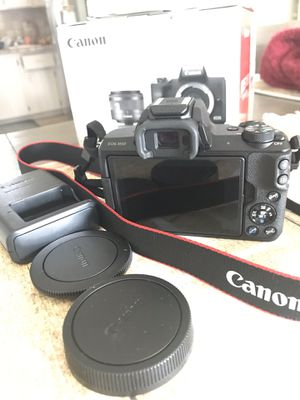Canon EOS M50 camera for Sale in St. Cloud, FL