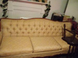 Antique Love Sofa for Sale in Selma, AL