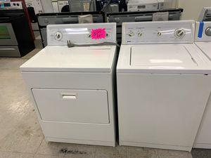 Kenmore washer & dryer set for sale for Sale in Elkridge, MD