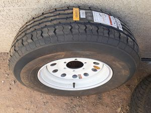 Spare tire and wheel 6 lug for Sale in Mesa, AZ