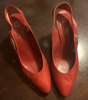 Red Chantal shoes for Sale in Lynchburg, VA
