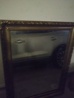 Old antique mirror for Sale in Bossier City, LA