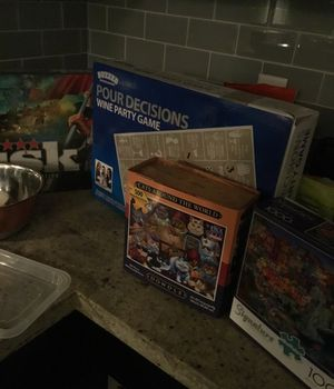 Puzzles and games for Sale in Los Angeles, CA