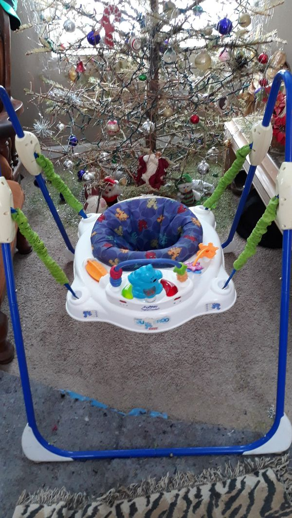 Deluxe jumperoo Fisher Price
