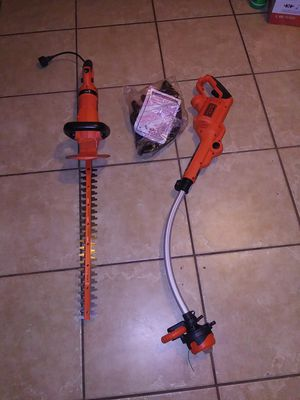 Corded Black& decker tools for Sale in Phoenix, AZ