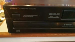 ONKYO 6 DISC CD PLAYER for Sale in St. Louis, MO