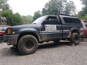 88 mazda 4x4 manual 110,xxx miles clean title for Sale in Johnson City, TN