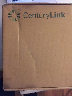 Century Link Wireless Modem for Sale in Alexandria, VA