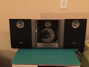 Phillips radio CD player for Sale in Murfreesboro, TN