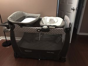 Pack n play play yard snuggle suite for Sale in Feasterville-Trevose, PA