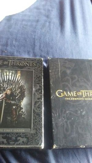 Game of thrones for Sale in Vienna, IL
