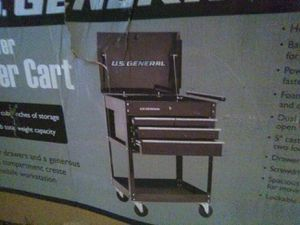4 drawer mobile tool station for Sale in Warrenton, VA