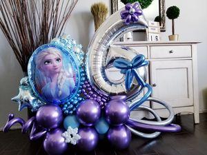 🎉🎉🎉Frozen balloon bouquet🎉🎉 for Sale in Corona, CA