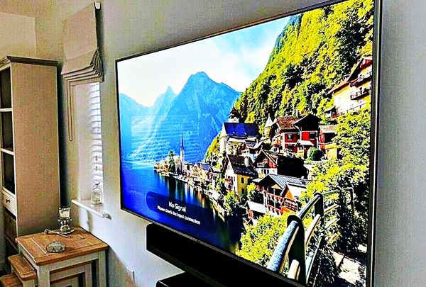FREE Smart TV - LG