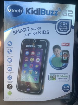 KidiBuzz G2 Vtech for Sale in Lake Park, FL