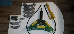 Greenlee hydraulic pipe bender for Sale in West Columbia, SC