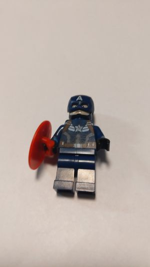 Lego avengers captain america minifigure for Sale in San Jose, CA