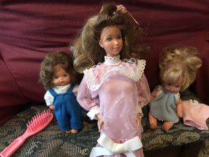 Barbies Heart Family for Sale in San Leandro, CA