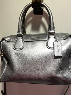 Coach Boston crossbody bag for Sale in Hicksville,  NY