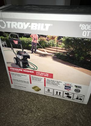 Brand new never been open pressure washer for Sale in Washington, DC