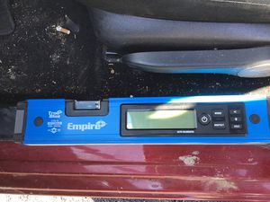 "Empire 16"" digital smart level for Sale in Roanoke, VA"