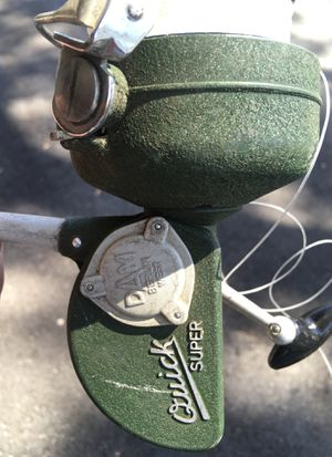 Dam Quicksilver Berlin West fishing reel for Sale in Hercules, CA