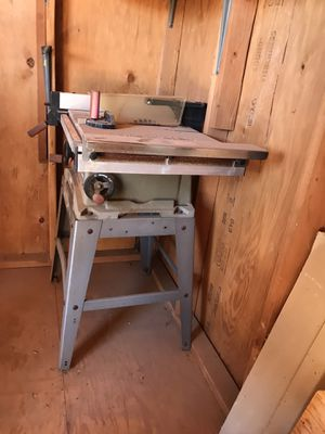 """10"""" Table saw Craftsman for Sale in Apple Valley, CA"""