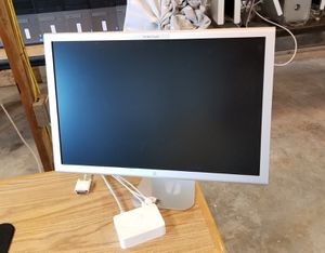 Apple Cinema Display. Working. Used. for Sale in Lansdale, PA