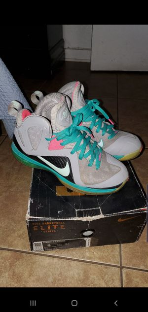 Lebron 9 P.S Elite (South Beach) for Sale in Fort Lauderdale, FL