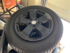 Jeep Grand Cherokee wheels and tires for Sale in Norco, CA