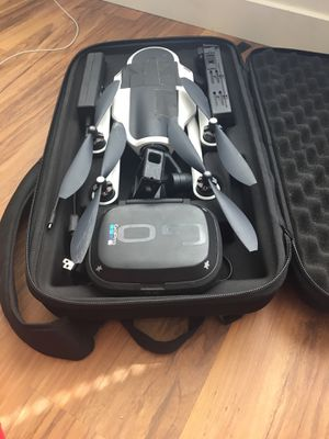 Karma Go pro drone trade for any se bike or big ripper for Sale in San Francisco, CA