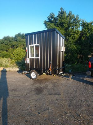Trailer with shelter for Sale in Scottdale, PA