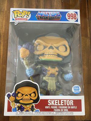 "Funko Pop! Skeletor Funko Shop Exclusive 10"" - $125 for Sale in Avondale, AZ"