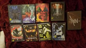 Many music compilation dvds Metal and extreme metal with Ozzfest for Sale in LOS RNCHS ABQ, NM