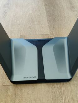 NETGEAR Nighthawk AX8 AX6000 WiFi Router (RAX80-100NAS) for Sale in Rancho Cucamonga,  CA