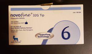 4 boxes novofine for Sale in Warsaw, IN
