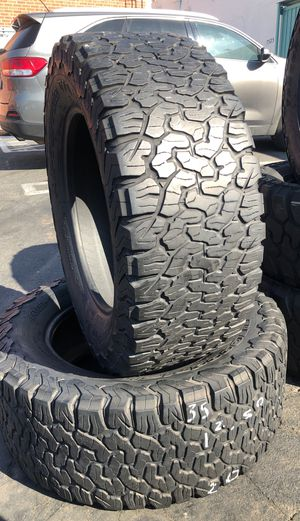 35x1250r20 for Sale in Los Angeles, CA