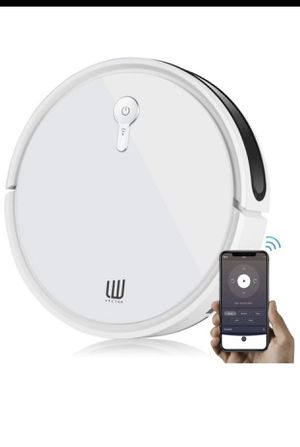 Robot Vacuum Cleaner,1400Pa Super Power Suction,Wi-Fi Connectivity,Super-Thin Quiet,Up to 120mins Runtime/Automatic Self-Charging Robotic Vacuum for for Sale in Hacienda Heights, CA