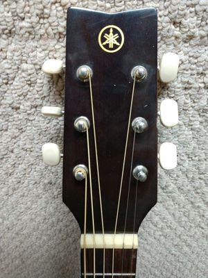 Yamaha FG45 3/4 size acoustic guitar with case for Sale in Phoenix, AZ