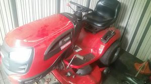 Craftsman riding mower for Sale in East Providence, RI