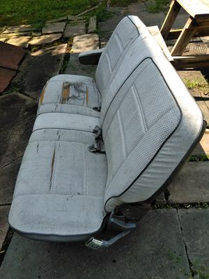BENCH SEAT 2nd or 3rd ROW GM ASTRO VAN 1986 86 for Sale in Washington, DC