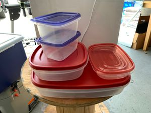 Food Storage containers for Sale in Virginia Beach, VA