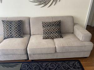 L shape sleeper sectional for Sale in Golden Beach, FL
