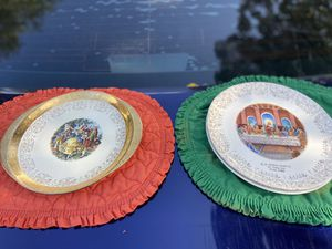 Antique plates for Sale in Spring, TX