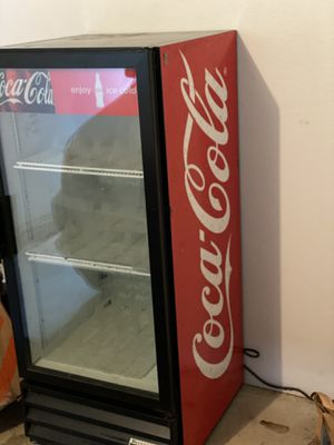 Coke refrigerator for Sale in Issaquah, WA
