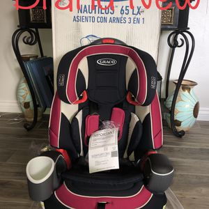 Graco Nautilus 65 LX 3 in 1 Harness Booster Car Seat, Ayla for Sale in Phoenix, AZ