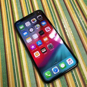Apple iPhone X T-Mobile MetroPCS 256GB for Sale in Tacoma, WA